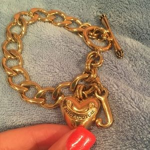 JUICY COUTURE link bracelet